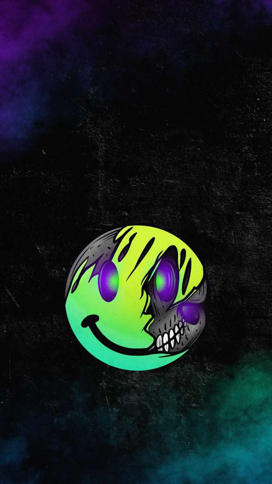 Dead Smile in Dark