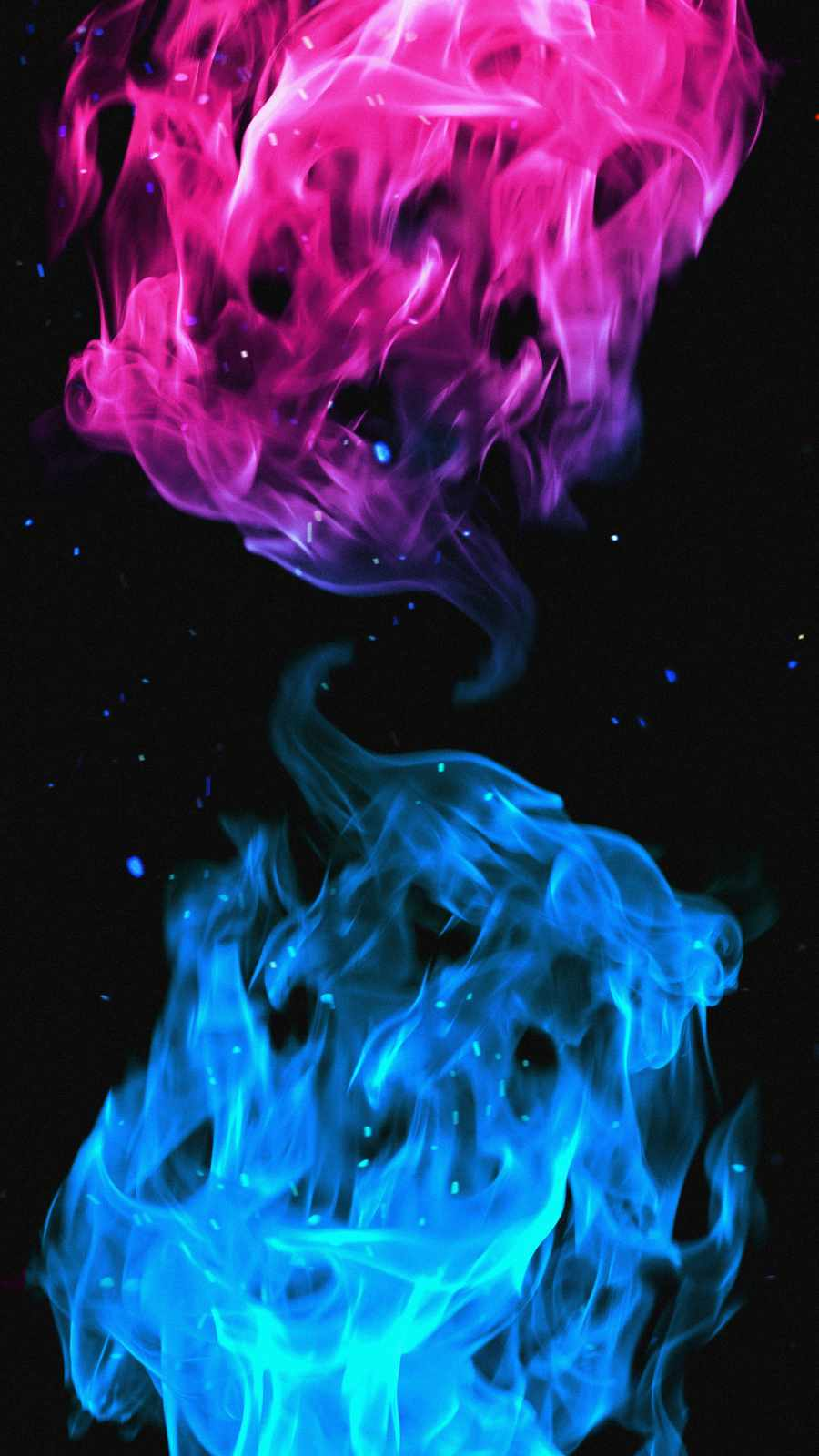 Fire Flame Colors