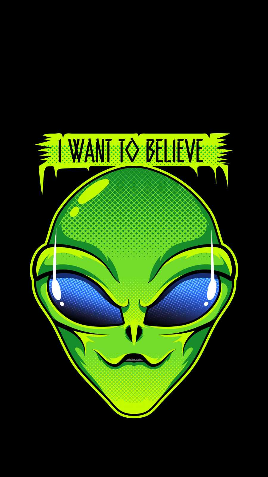 I Want to Believe in Aliens