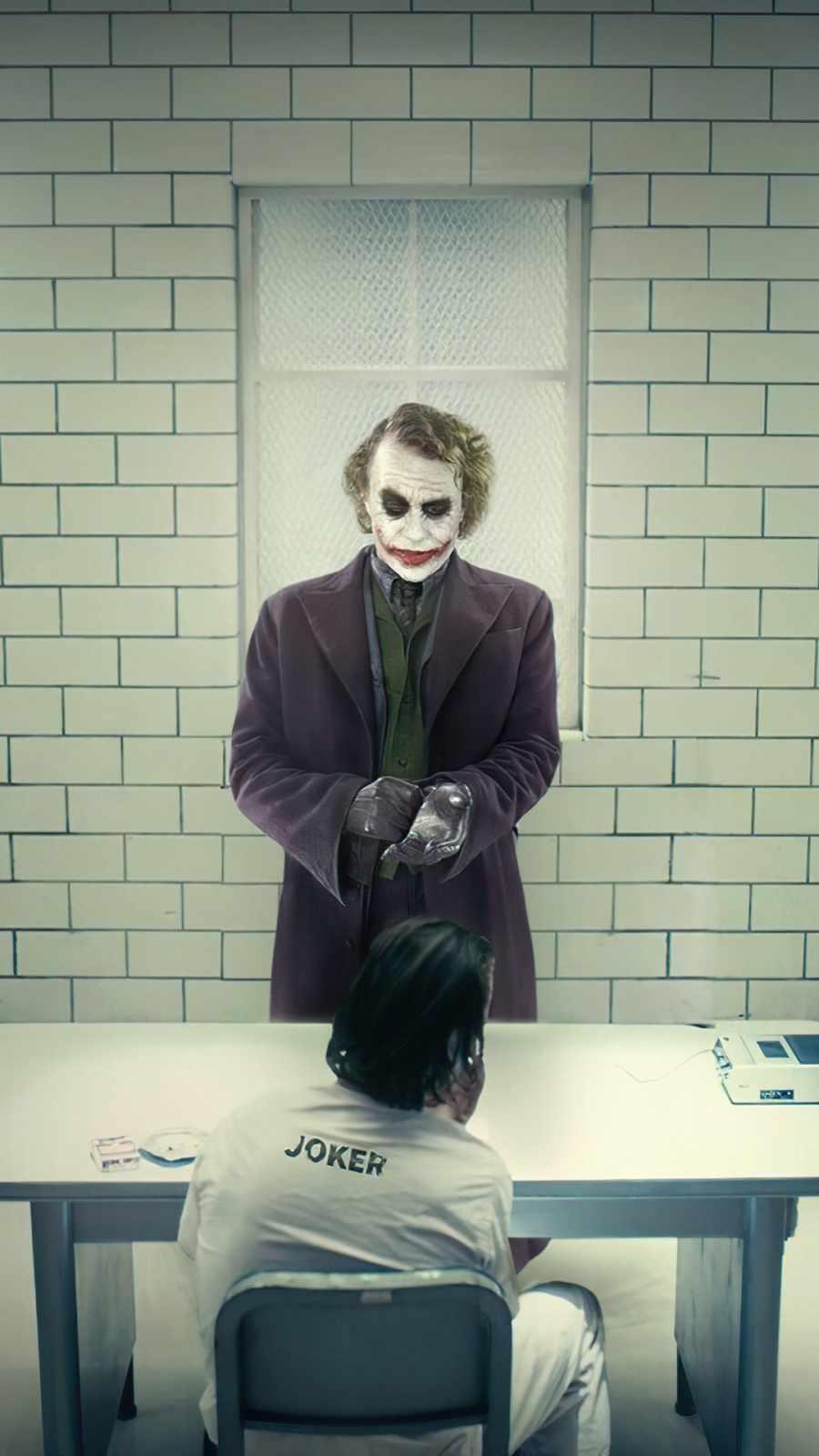 Jokers Meeting in Arkham
