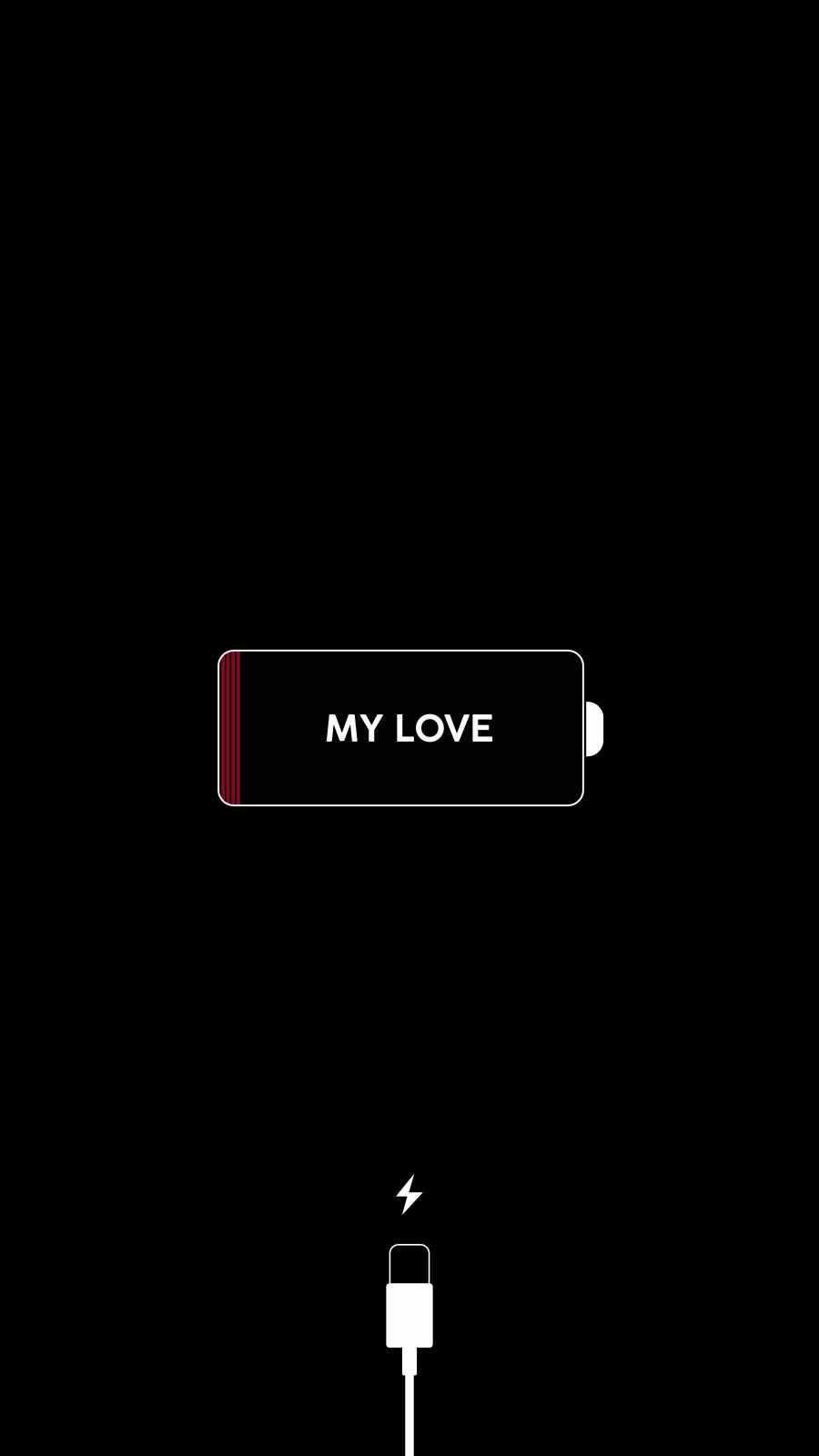 Low Love iPhone Wallpaper
