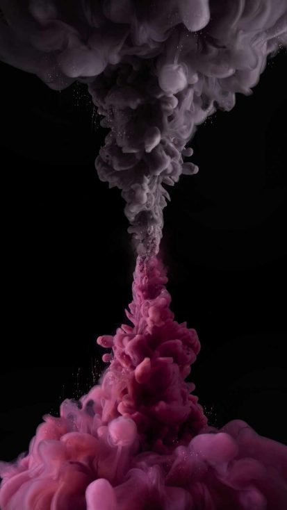 Smoke Blast iPhone Wallpaper