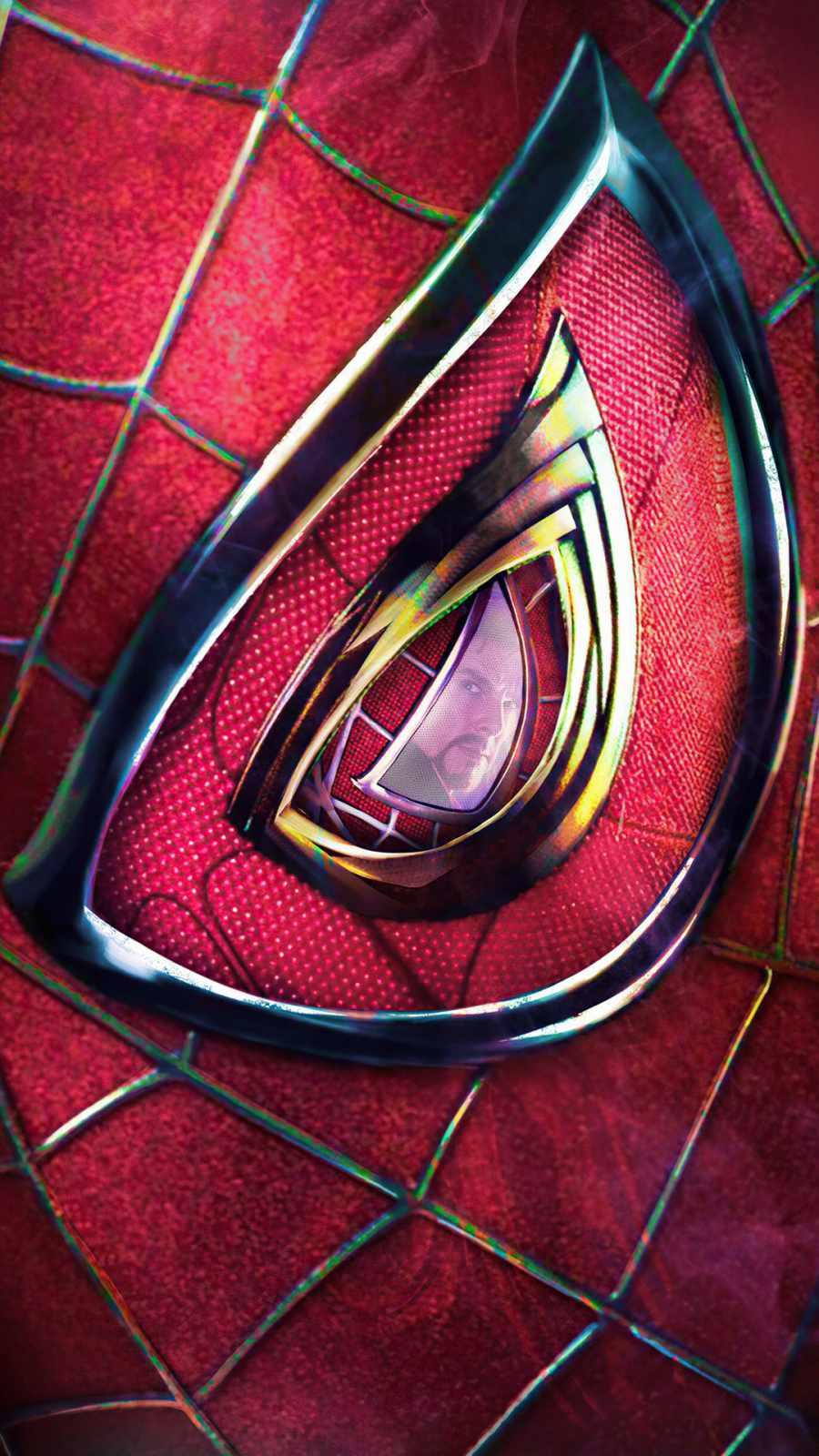 Spiderman Home Run poster