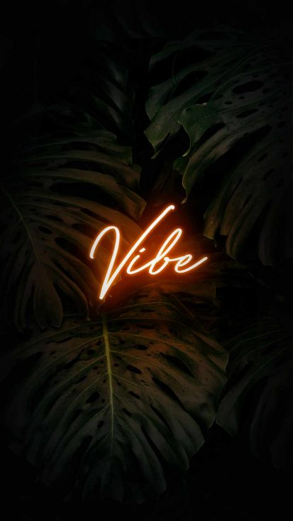 Vibe iPhone Wallpaper