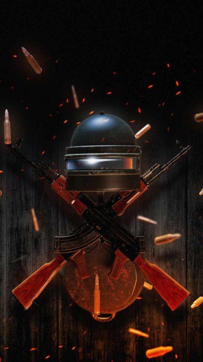 Battlegrounds Game iPhone Wallpaper