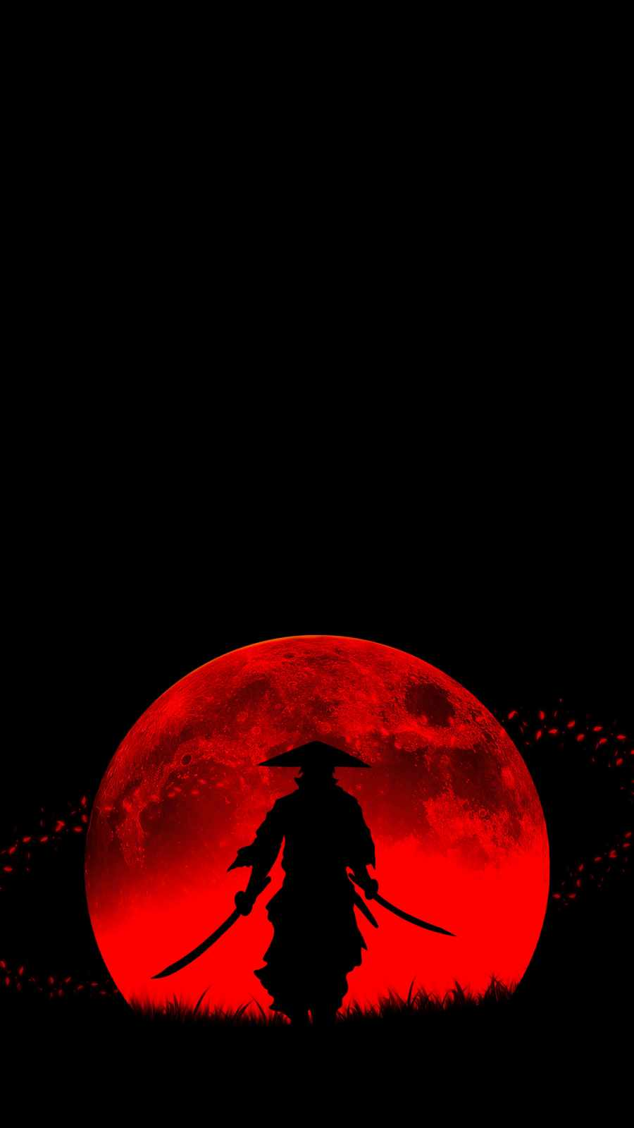 Blood Moon Samurai