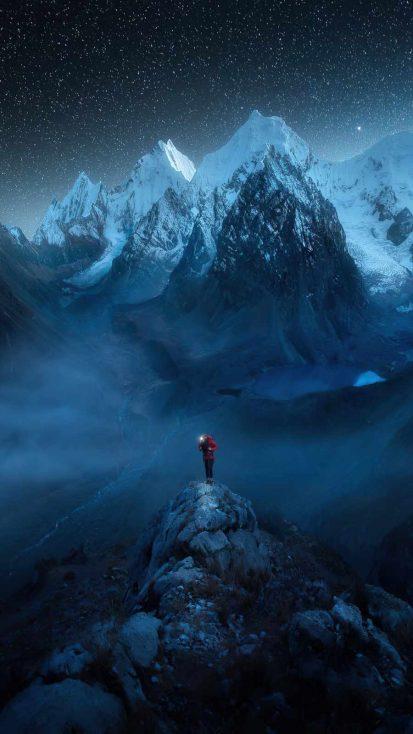 Cordillera Huayhuash Peru eo
