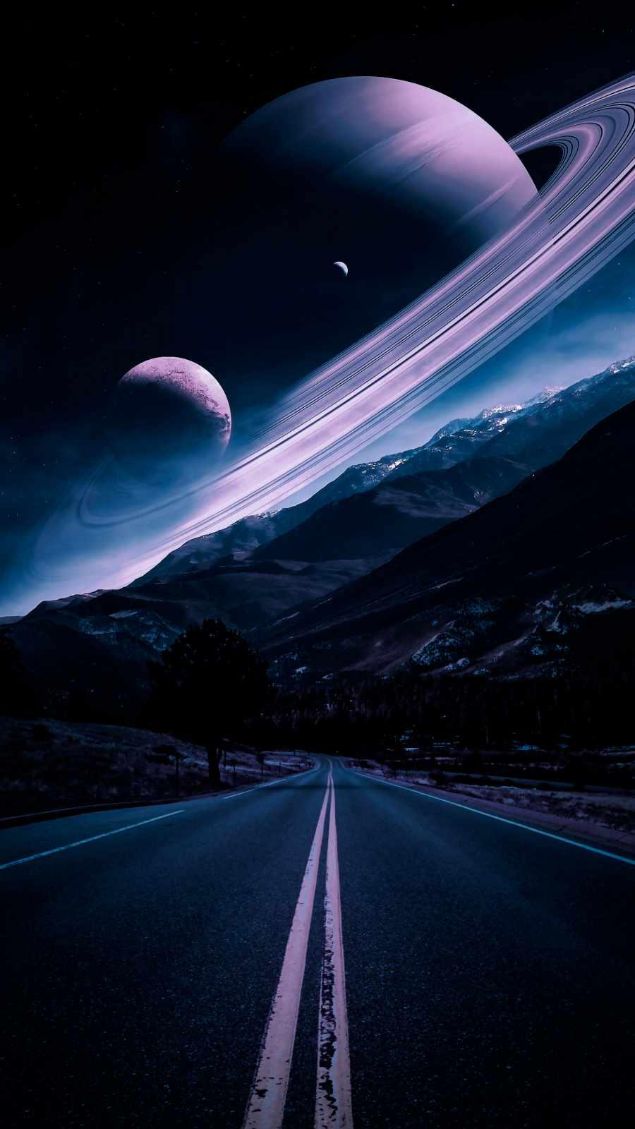 Extraterrestrial Road