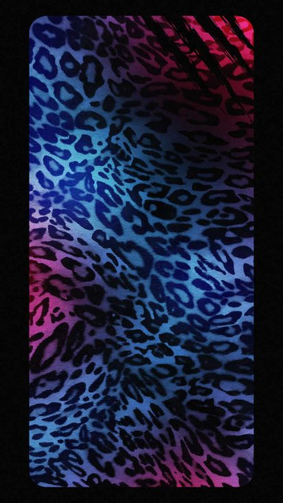 Leopard Skin iPhone Wallpaper