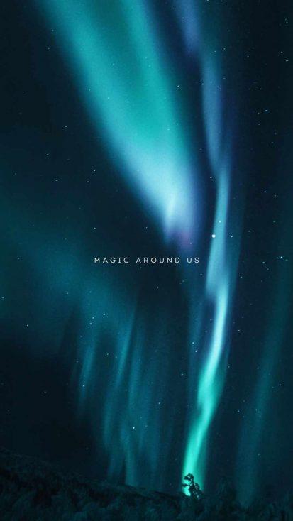 Magic Around US