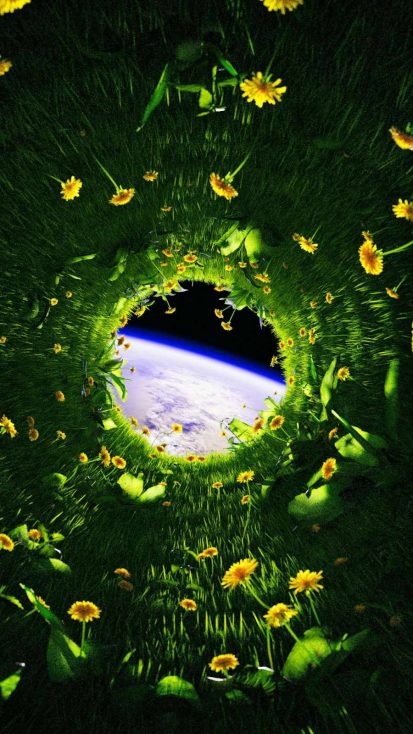 Nature in Space