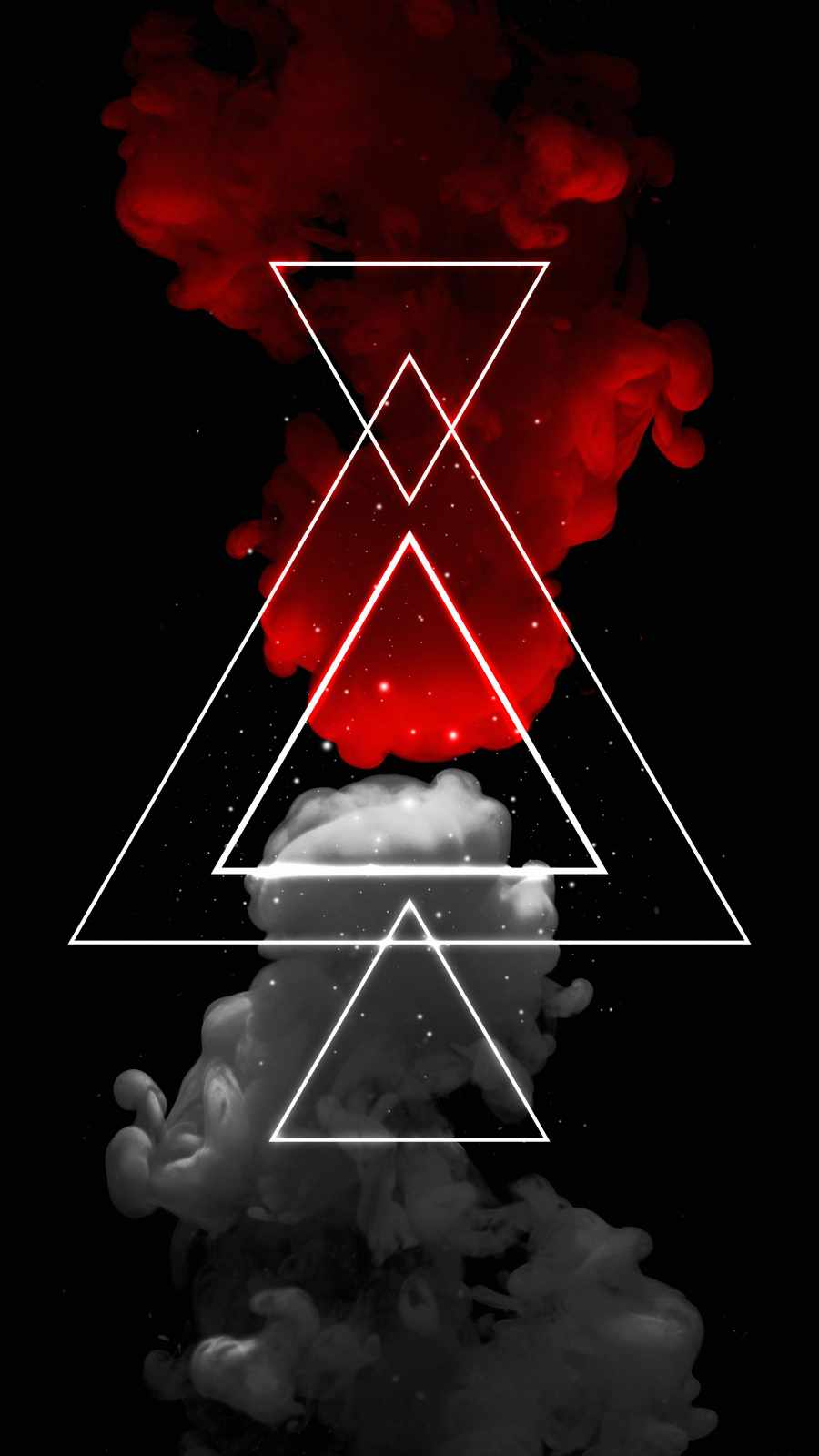 Smoke Bomb Triangle