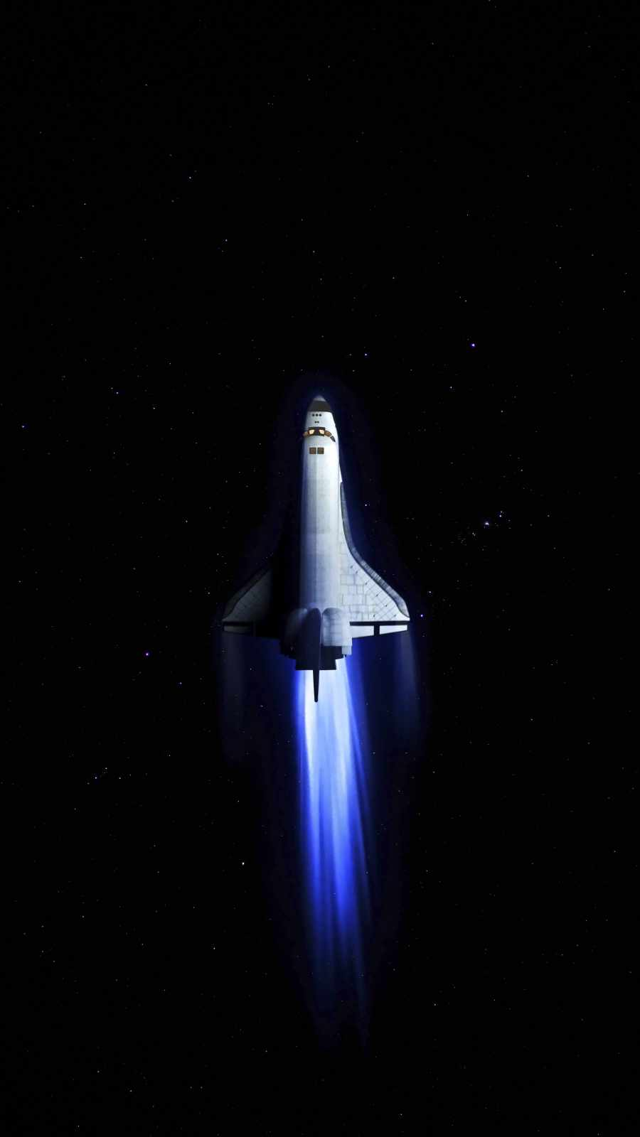 Space Shuttle Mars Mission