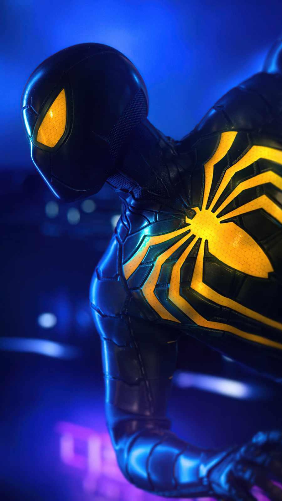 spider man Future Suit