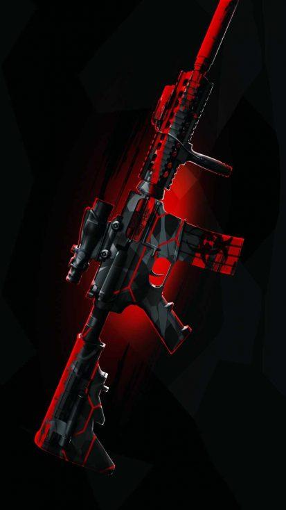 Army Rifle Skin