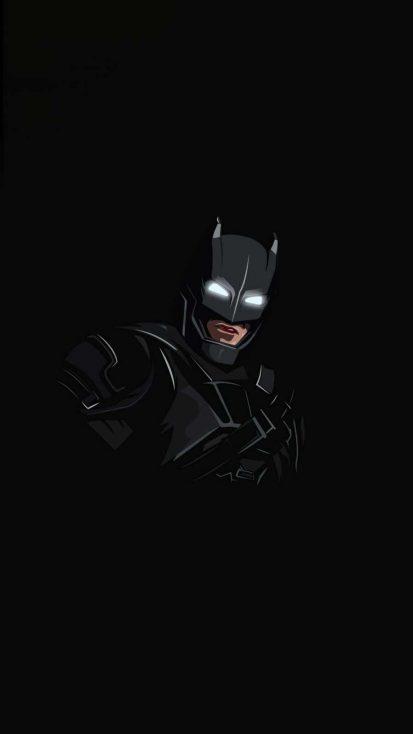 Batman dark minimal