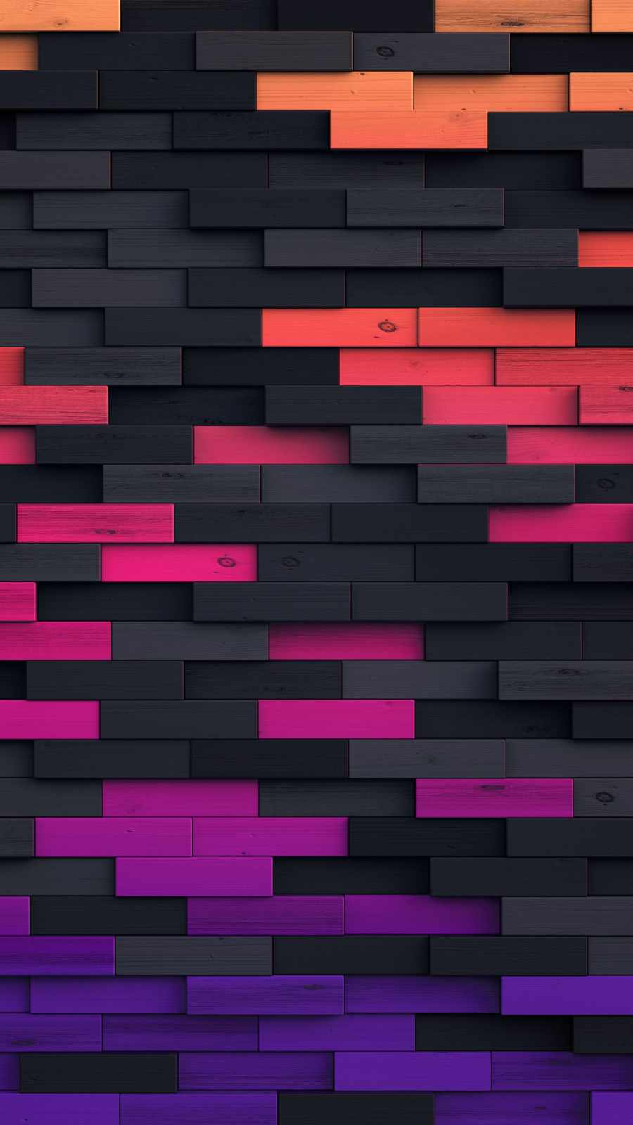 Colorful Wood Tiles 1