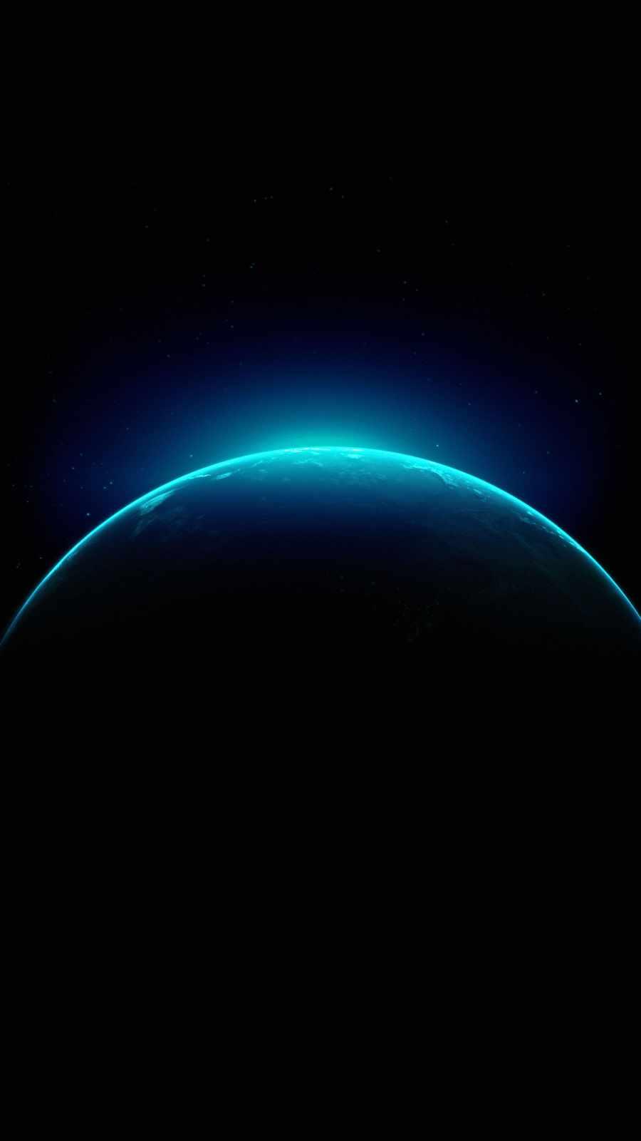Dark Planet Earth