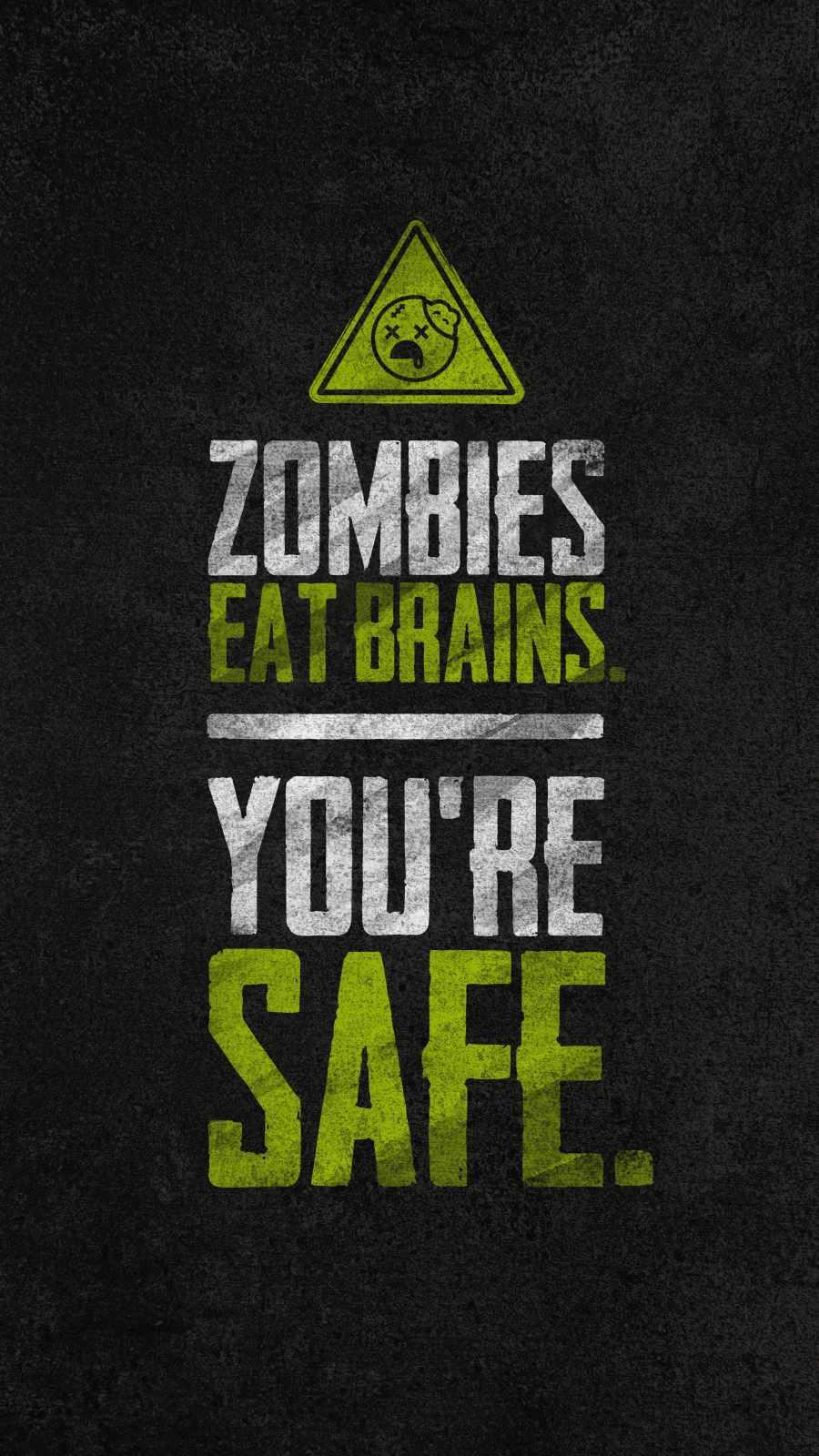 Funny Zombie Quote