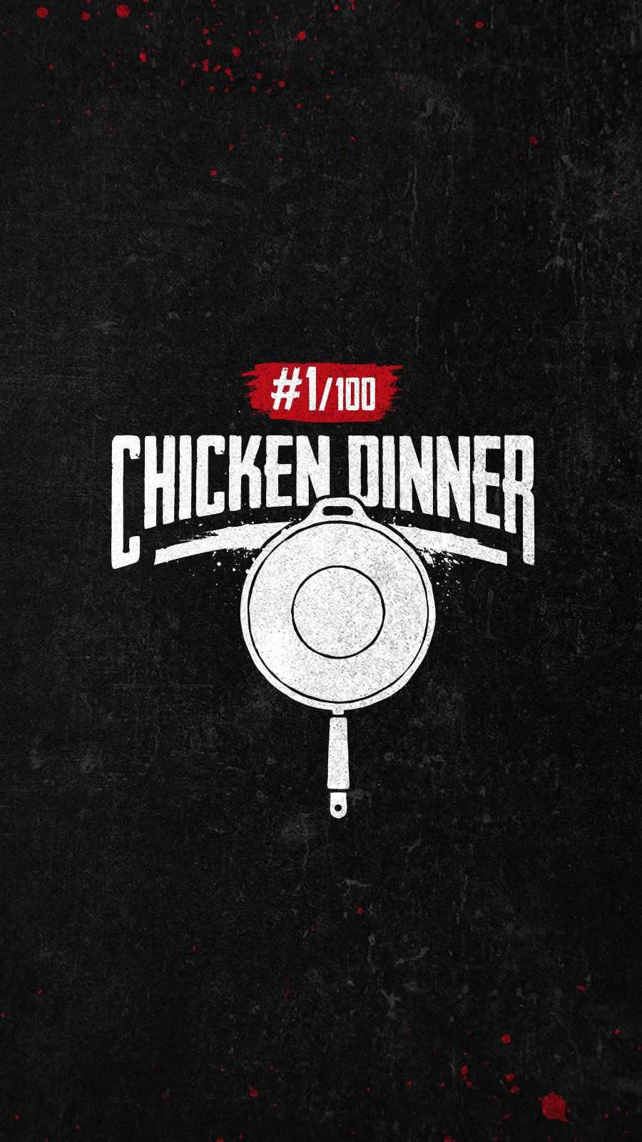 PUBG Battelgrounds Chicken Dinner