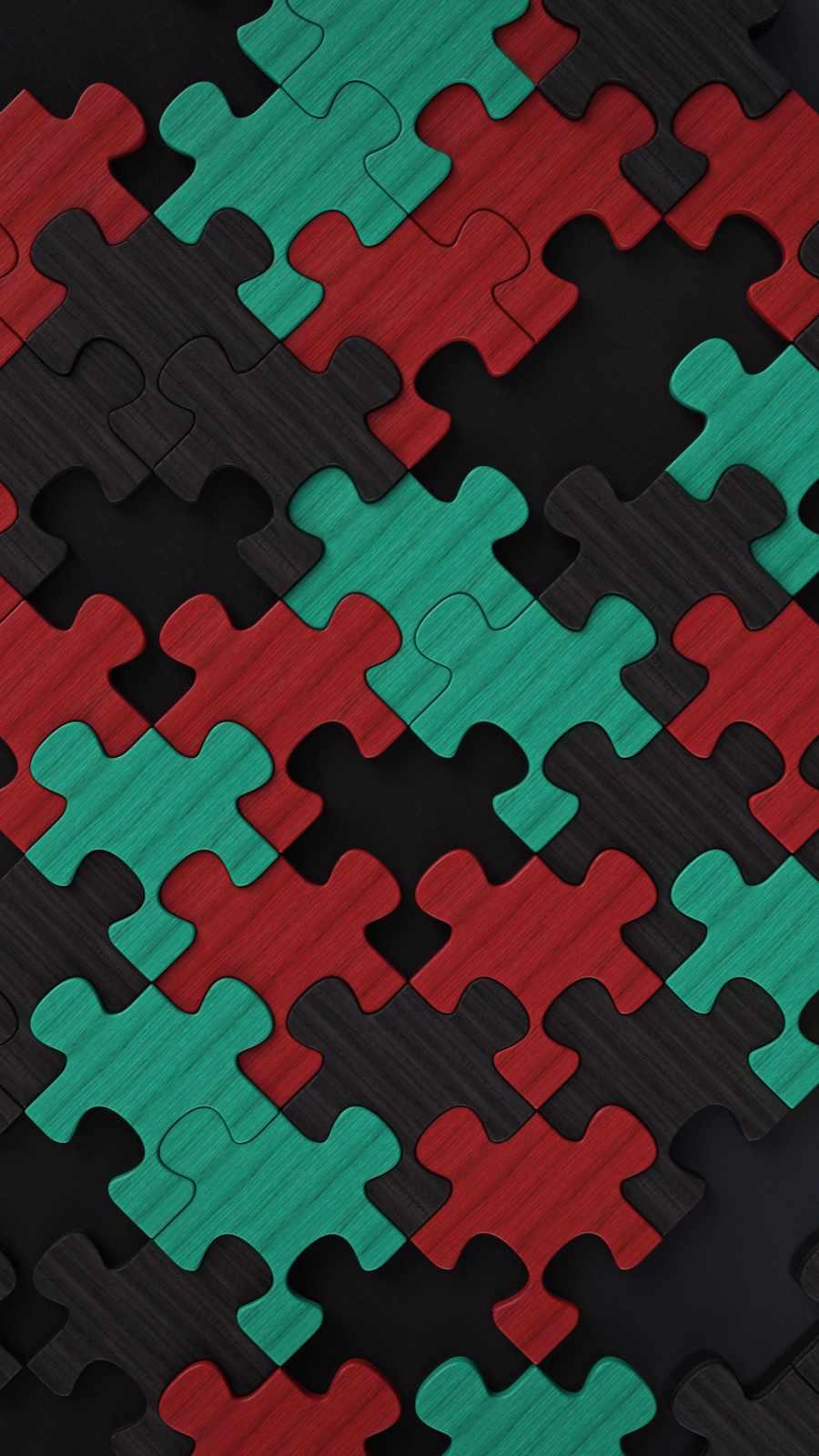 Puzzle iPhone Wallpaper
