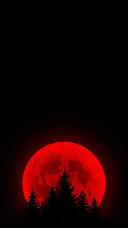 Red Moon Amoled