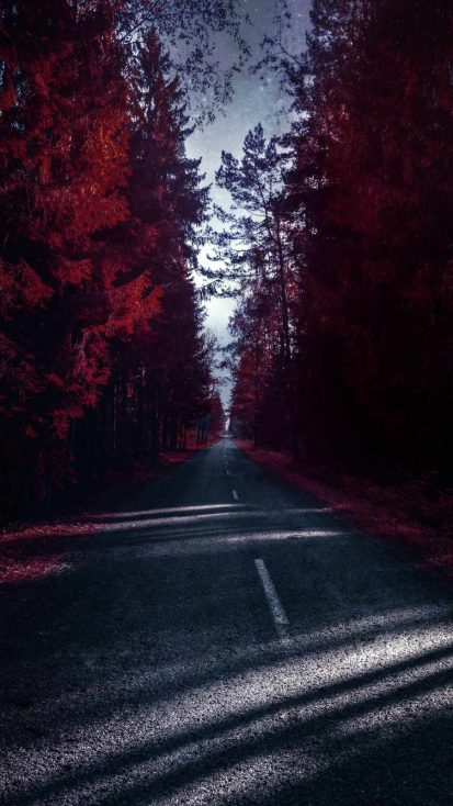 Red Nature Road