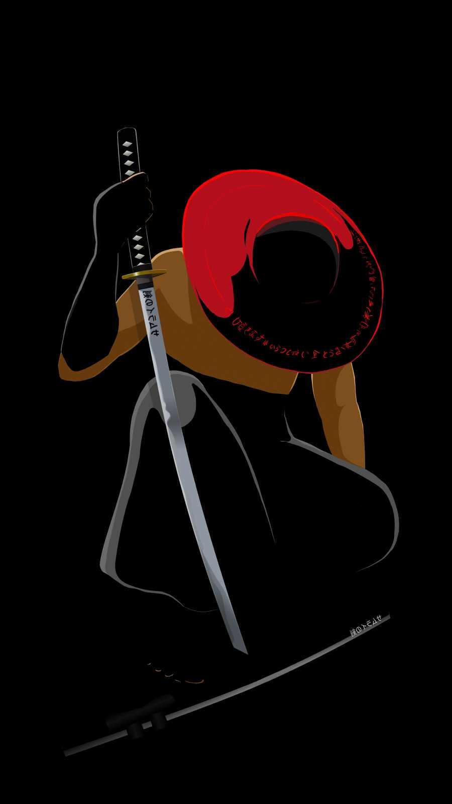 Samurai Jack iPhone Wallpaper