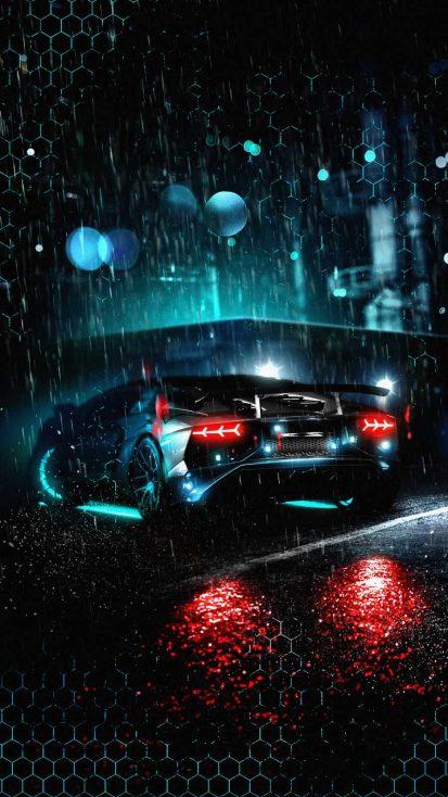 Supercar Lamborghini