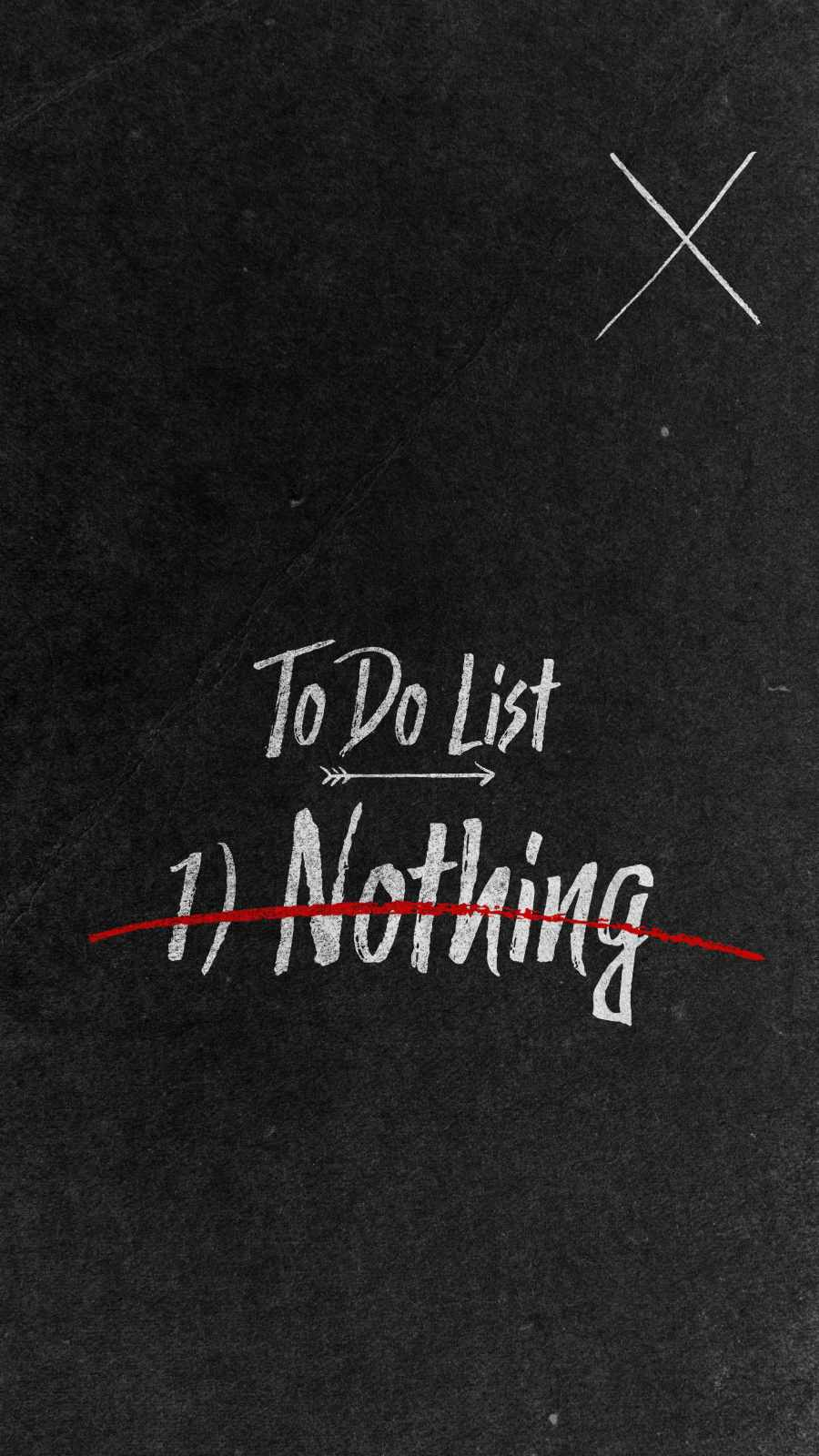 To Do List iPhone Wallpaper