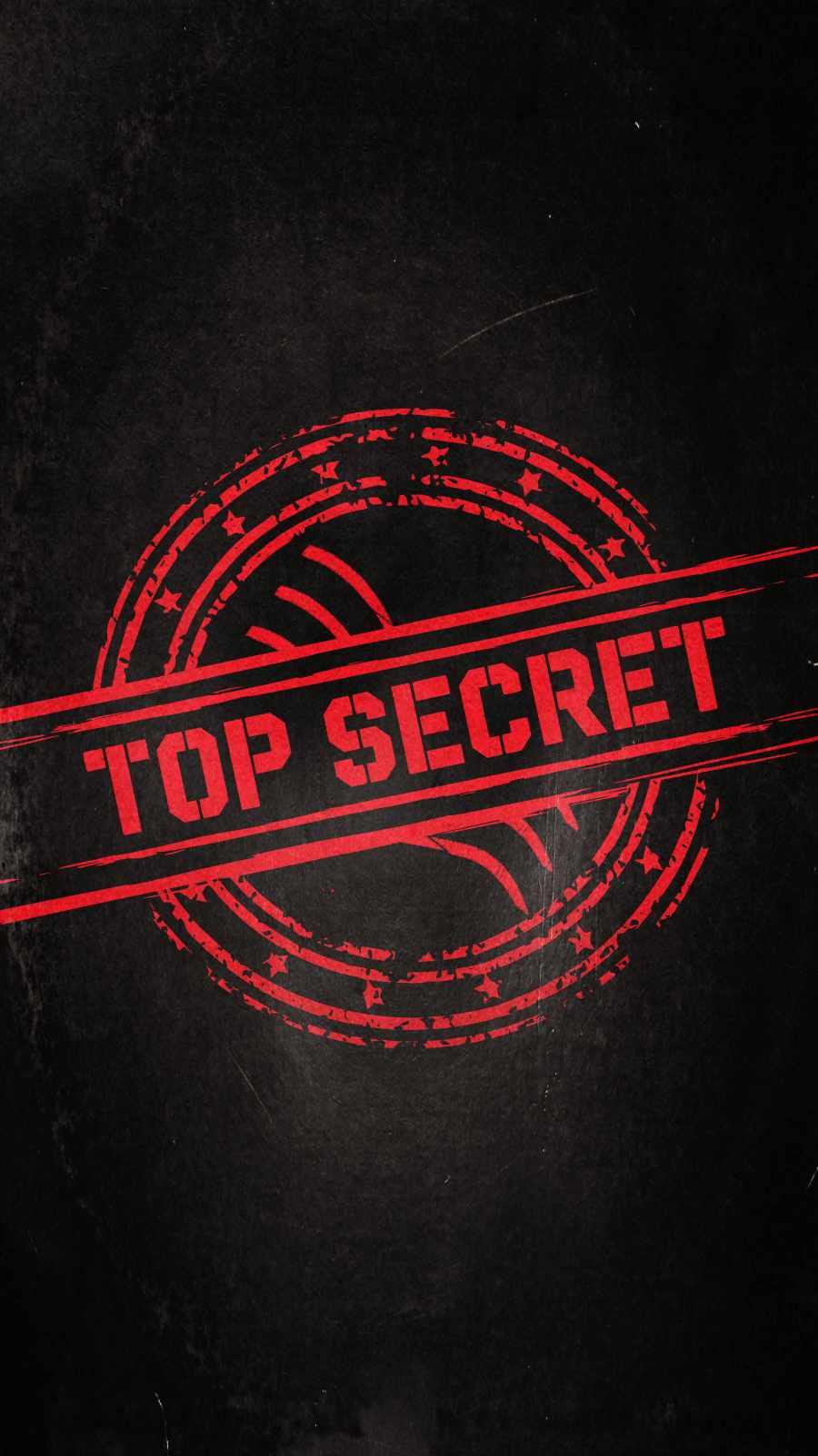 Top Secret Phone iPhone Wallpaper