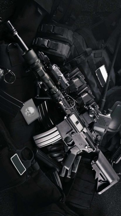 US Army Rifle