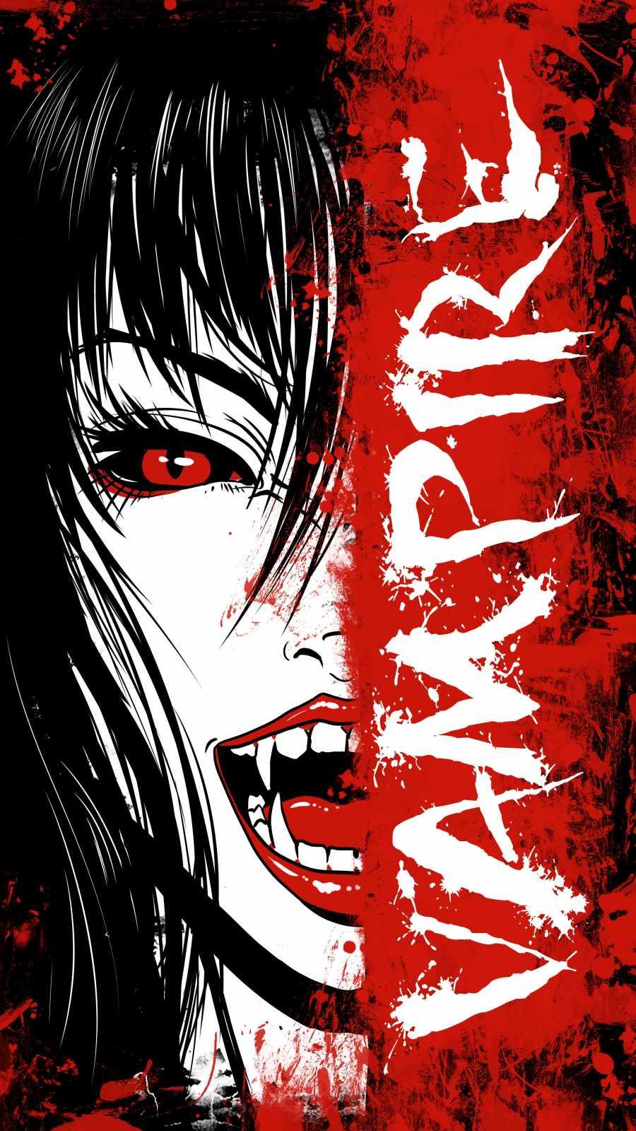 Vampire Anime Girl
