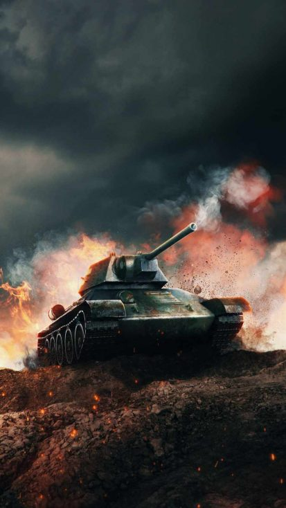 World War Tank