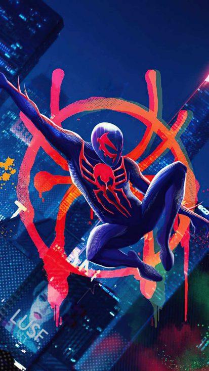 spiderman in multiverse