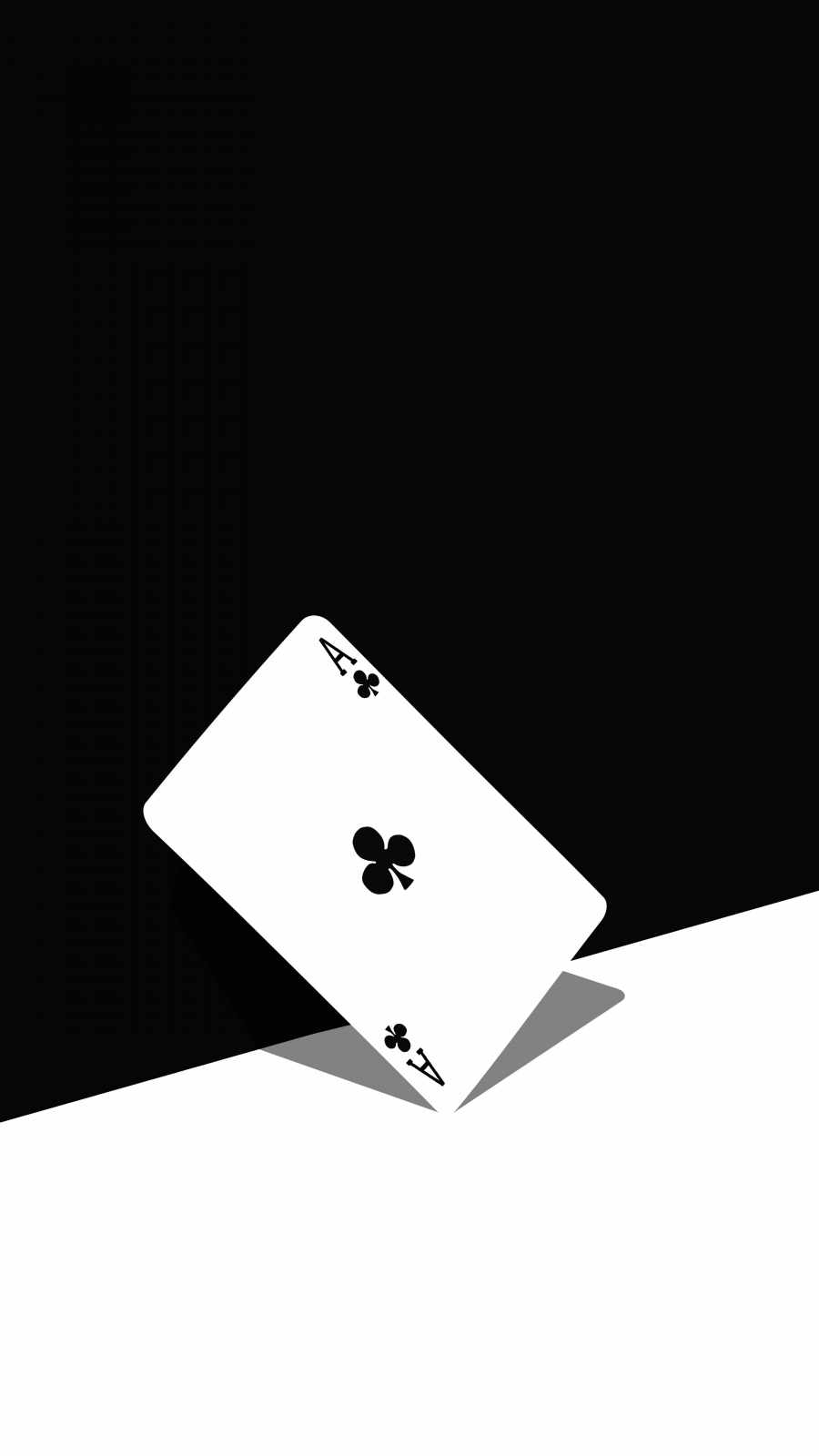 Ace Card Minimal