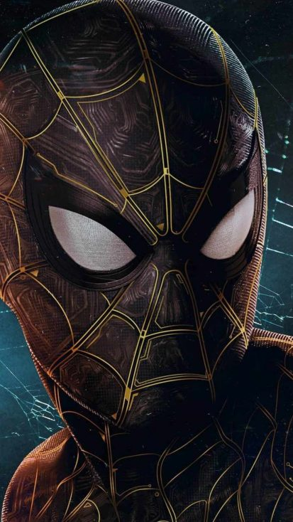 Black Spider Man