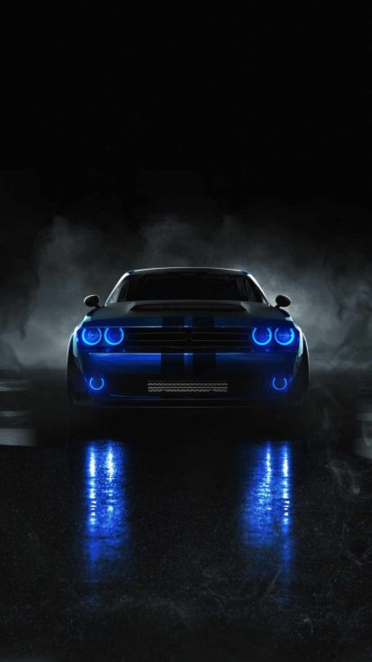 Dodge Challenger Muscle Car 1