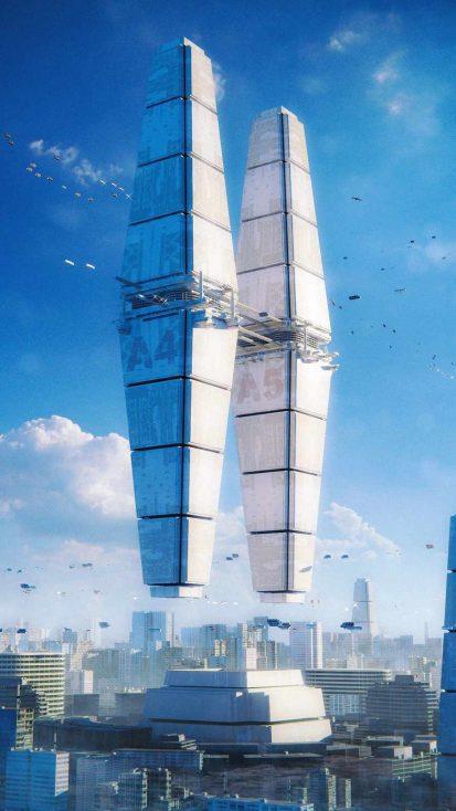 Future Twin Towers