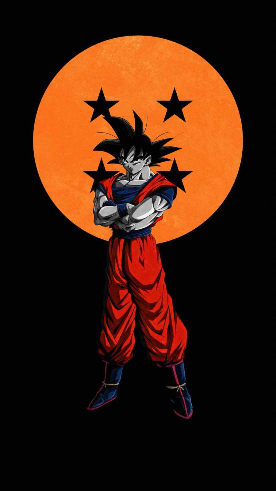 Goku Dragon Ball dark