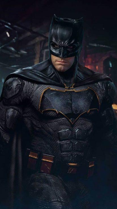 New Bat Suit Ben Affleck