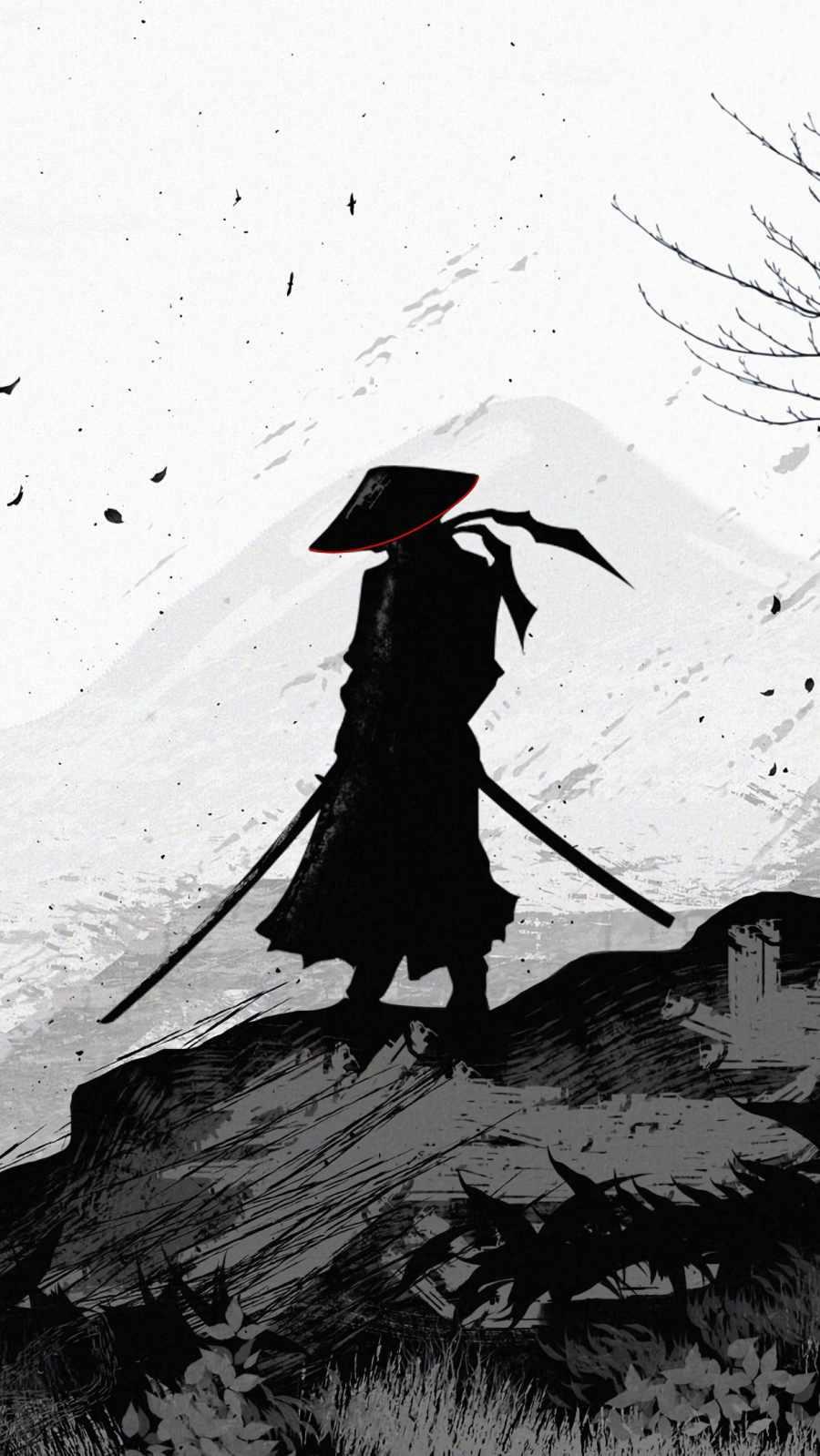 Ninja Warrior Art
