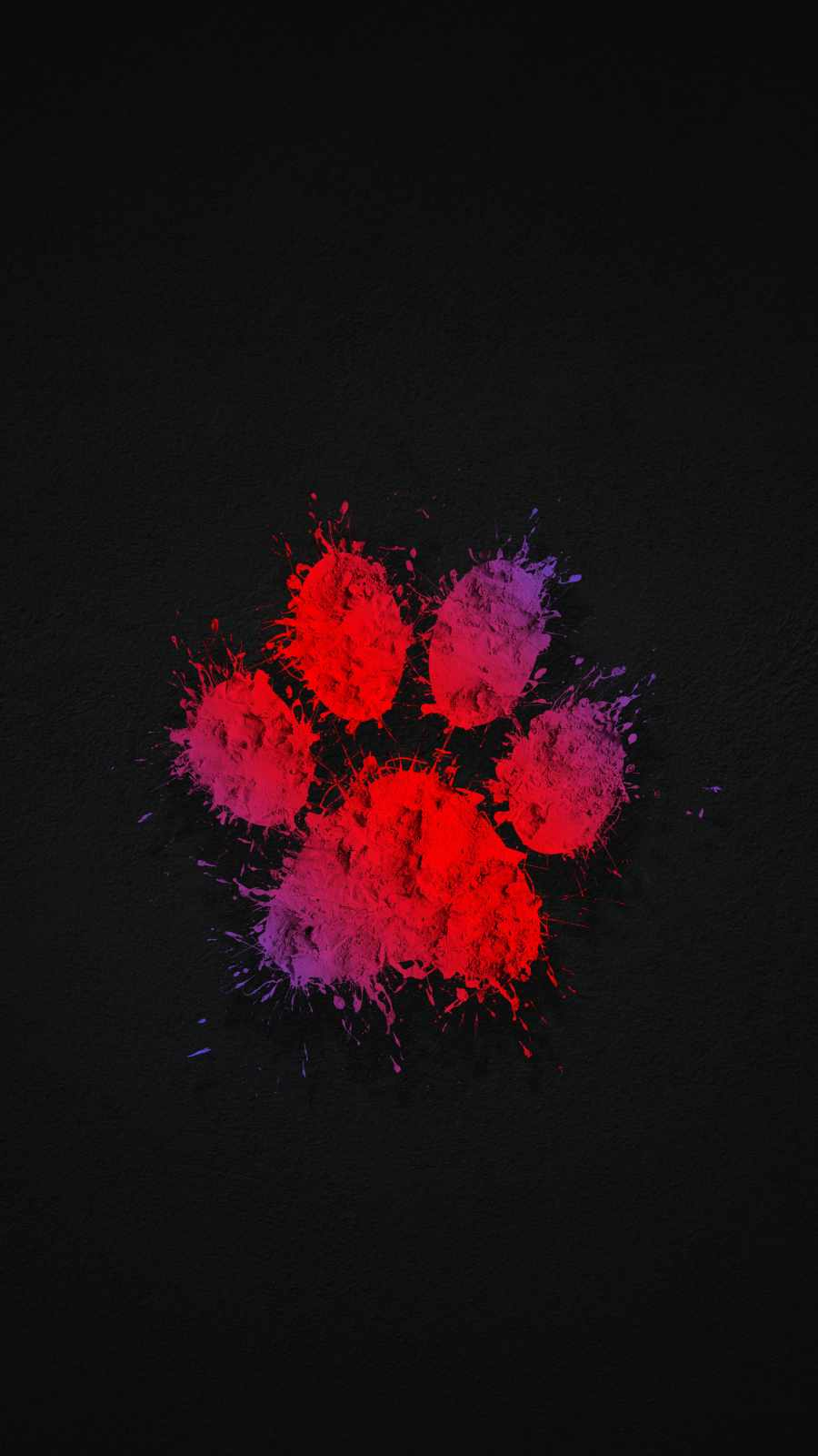 Paw iPhone Wallpaper