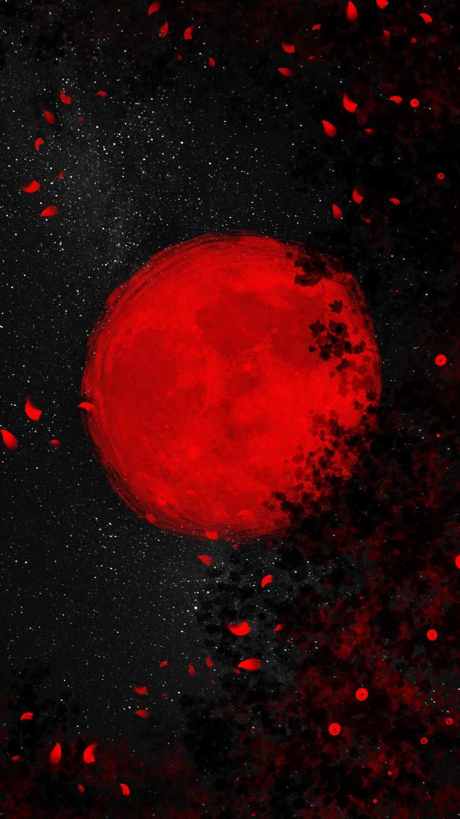 Red Moon Night