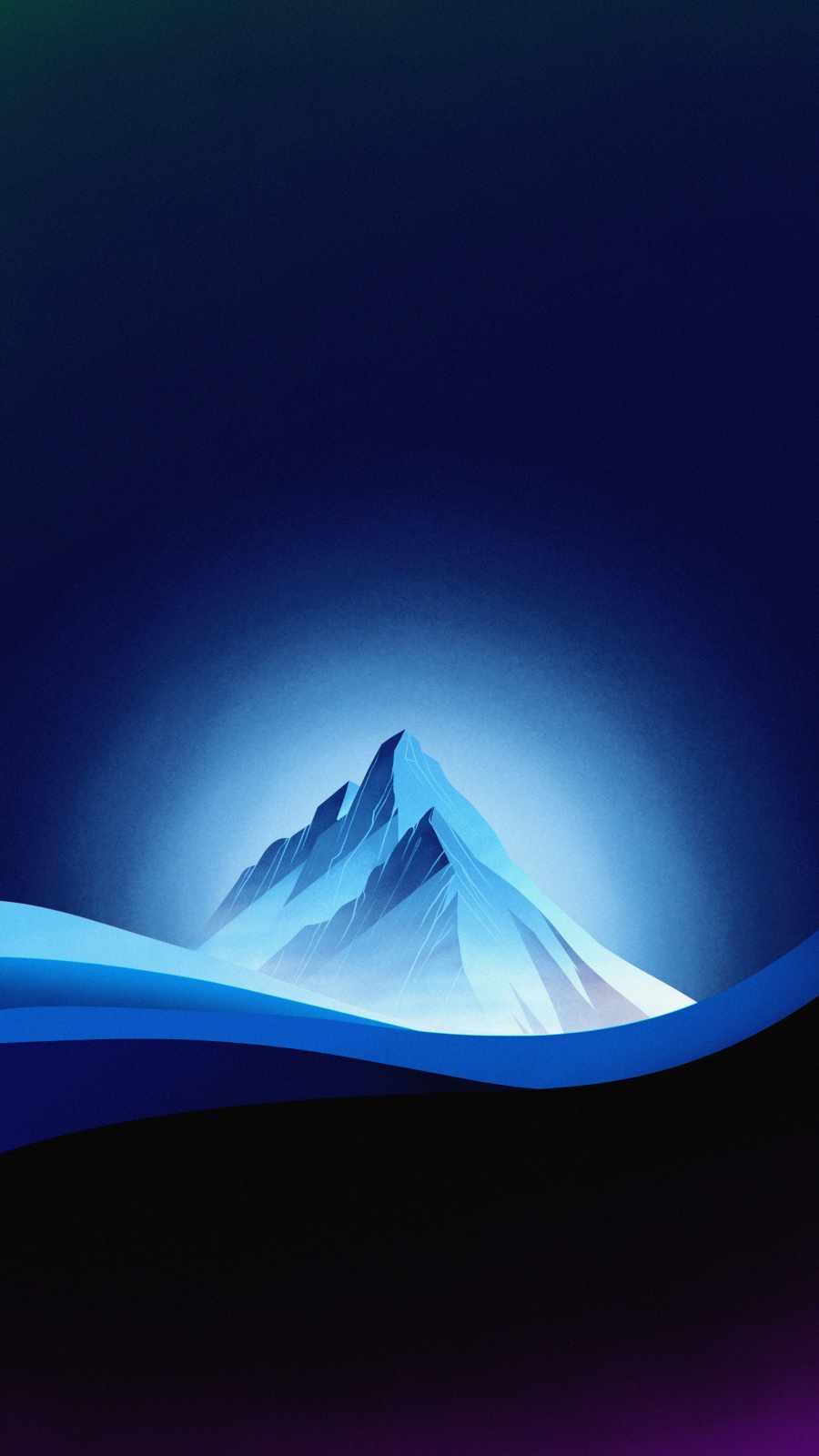 Snow Mountain Minimal