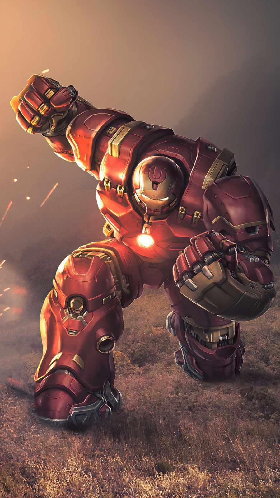 hulkbuster action