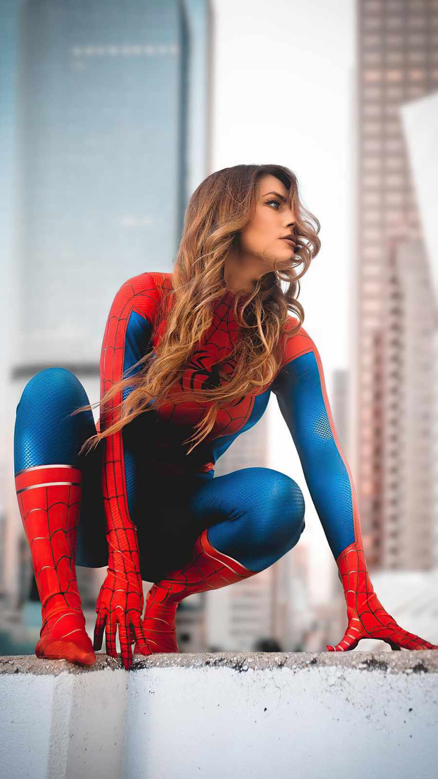 lost in the spiderverse girl cosplay