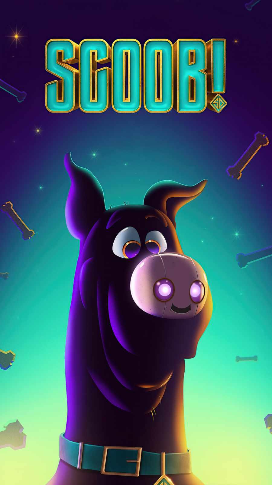 scoob movie poster