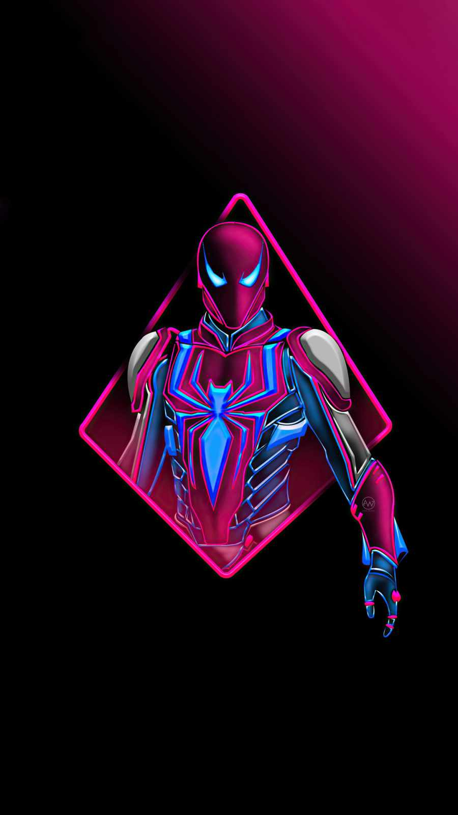 spiderman suit minimal