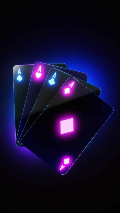 Ace Cards Glow